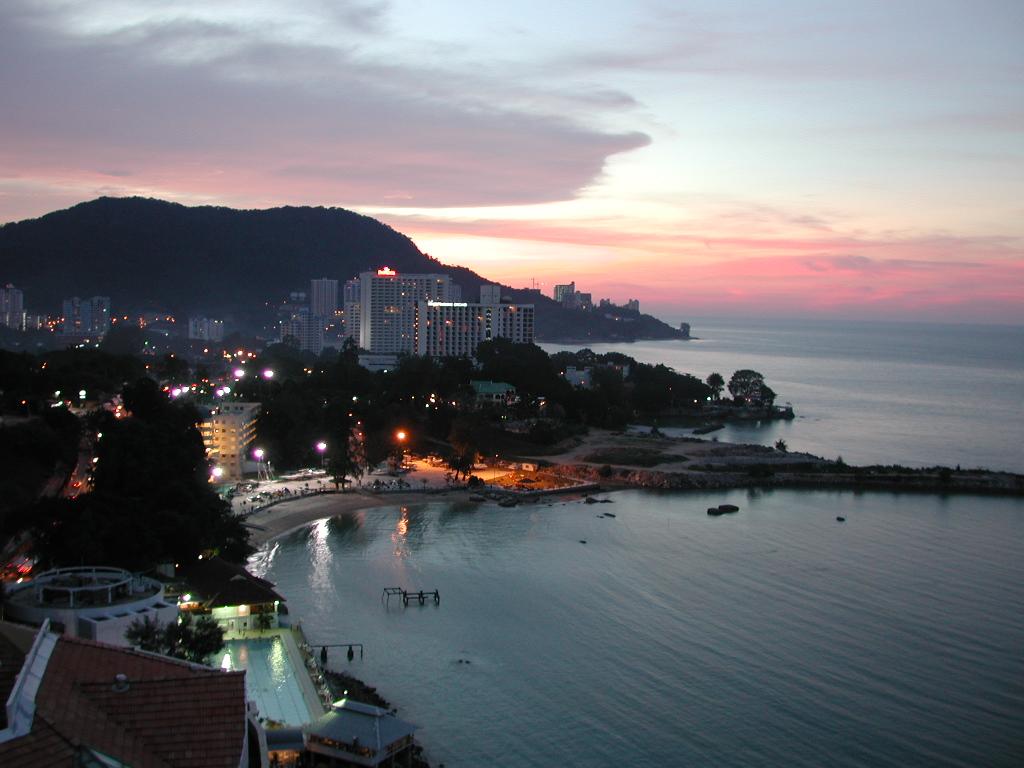 Malaysia Penang Island Tanjung_bunga