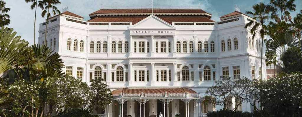 Singapore Raffles Hotel