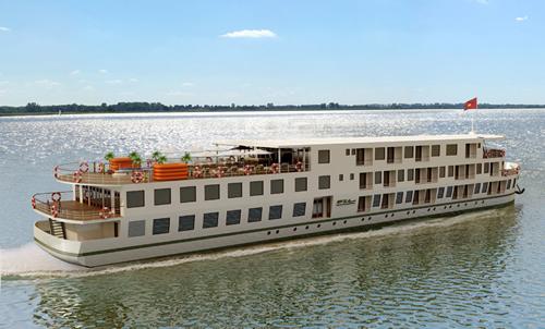 Vietnam River Cruise LaMarguerite