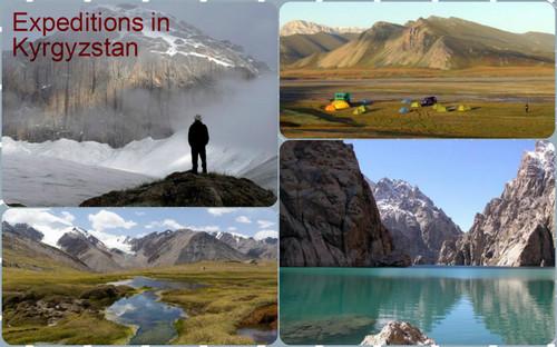 Kyrgyzstan Exspeditions