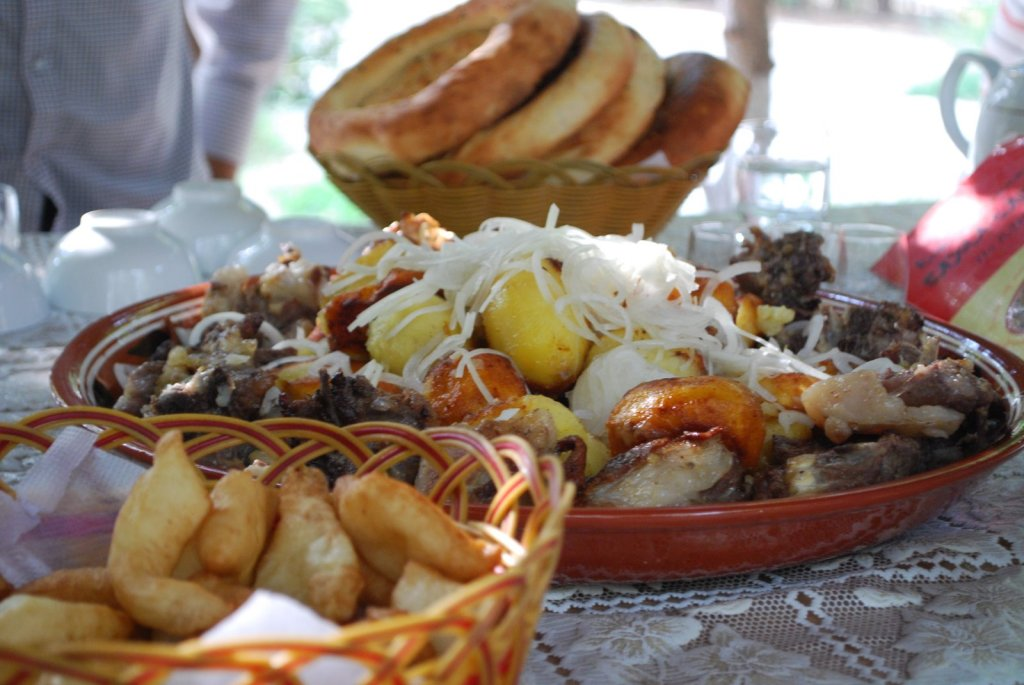 Kyrgyzstan traditional food